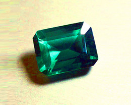 3.03 ct Top Of The Line Emerald!