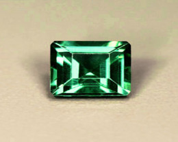 0.97 ct Exceptional Emerald Certified!
