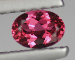.26CT SUPERB ULTRA PINK-RED FLUORESCENT MANSIN SPINEL