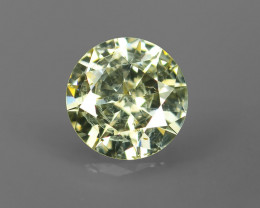 .13CT 3.40mm ROUND BRILLIANT CUT SI1 NATURAL DIAMOND