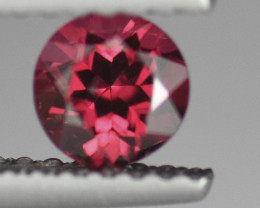 RARE 1/2CT 4.6mm Round BURMESE Fully Brilliant Mansin SPINEL