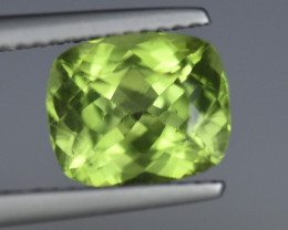 3.11CT SOFT TEASING GREEN Natural PERIDOT