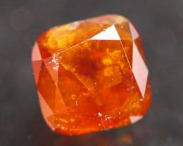 0.33Ct Natural Vivid Orange Fancy Diamond B2603