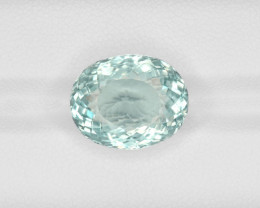 Paraiba Tourmaline, 10.53ct - Mined in Mozambique | Certified by GIA & IGI
