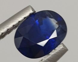 1.00 ct Oval Sapphire 7.2X5.3mm(SKU 55)