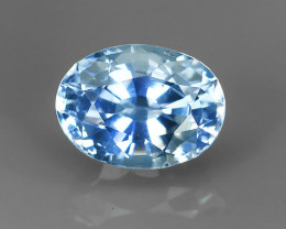 1.55 CTS MAJESTIC RARE NATURAL BLUE SAPPHIRE MADAGASCAR