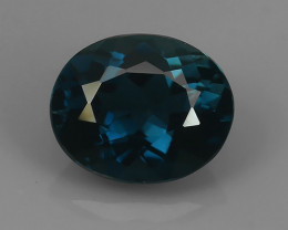 2.65 CTS SPARKLING NATURAL BLUE TOURMALINE MOZAMBIQUE