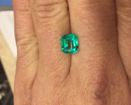 Colombian Emerald Pairs