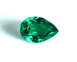 0.66 ct Gorgeous Zambian Emerald Certified!
