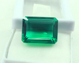Top Of The Line! 1.52 ct Zambian Emerald Certified!
