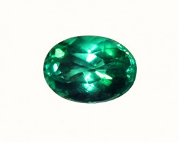 2.08 ct Top Of The Line Zambian Emerald Certified!