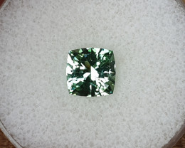 2,50ct Mint Tourmaline - Master cut & glowing!