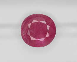 Ruby, 19.42ct - Mined in Burma | Certified by GRS