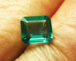 2.03 ct Gorgeous Top Of The Line Emerald Certified!