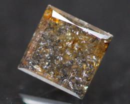 0.77Ct Fancy Black Pepper And Salt Natural Diamond E2809