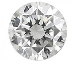 0.02 ct Round Diamond  (I / I1)