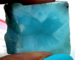 60 CTS QUALITY LARIMAR ROUGH RG-3769