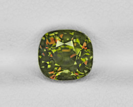 Alexandrite, 2.41ct - Mined in Madagascar | Certified by GRS