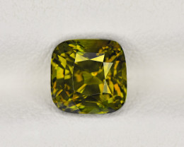 Alexandrite, 2.05ct - Mined in Madagascar | Certified by IGI