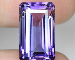 14.58 Cts AMAZING RARE PURPLE PINK AMETHYST LOOSE GEMSTONE