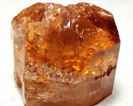 Double termination Gemmy Topaz Crystal 250 Cts - Pakistan