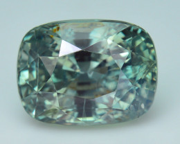 GRS Certified Alexandrite 10.58 ct Amazing Color Change