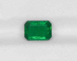 Emerald, 1.06ct - Mined in Ethiopia | Certified by GRS