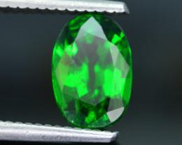 AIG Certified AAA Grade 2.53 ct Forest Green Tsavorite Garnet SKu-5