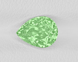 Paraiba Tourmaline, 1.24ct - Mined in Mozambique | Certified by IGI