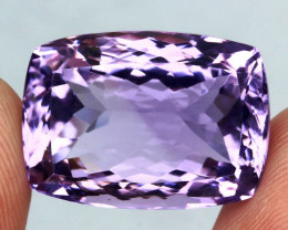 32.73 ct. 100% Natural Top Nice Purple Amethyst Unheated Brazil
