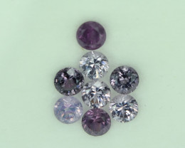 3.52 Cts Stunning Lustrous Burmese Spinel parcel