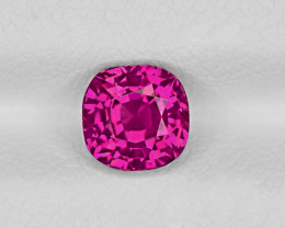 Pink Sapphire, 1.62ct - Mined in Sri Lanka | Certified by GIA