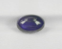 Blue Sapphire, 7.90ct - Mined in Madagascar | Certified by GRS