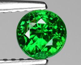 0.95 Ct Tsavorite Garnet Sparkling Luster Gemstone TS 02