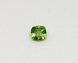 Demantoid Garnet Gemstone (Africa))