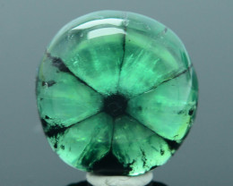 AIG Certified AAA Grade 3.12 ct Colombian Trapiche Emerald SKU-30