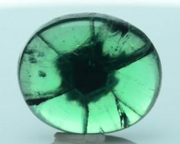 AIG Certified AAA Grade 2.82 ct Colombian Trapiche Emerald SKU-30