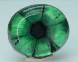 AIG Certified AAA Grade 3.62 ct Colombian Trapiche Emerald SKU-30