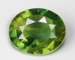 1.00 Ct Yellow Sapphire Top Quality  Gemstone. YS 04