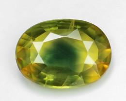 0.67 Ct Yellow Sapphire Top Quality  Gemstone. YS 05
