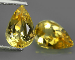 2.65 CTS GENUINE NATURAL RARE TOP-YELLOW-PRECIOUS- IMPERIAL-TOPAZ