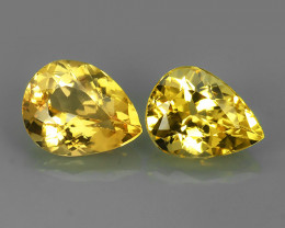 2.70 CTS GENUINE NATURAL RARE-YELLOW--PRECIOUS- IMPERIAL-TOPAZ