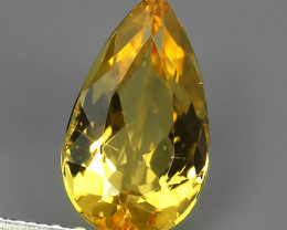 1.20 CTS GENUINE NATURAL RARE TOP-YELLOW-PRECIOUS- IMPERIAL-TOPAZ