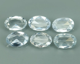 2.50 CTS BEST QUALITY~TOP WHITE EXTREME WONDER LUSTROUS GENUINE SAPPHIRE