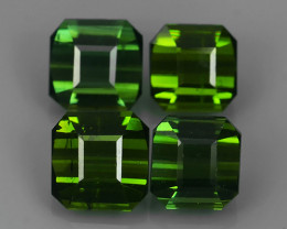 ~4.30 CTS~GENUINE NATURAL EARTH MINED UNHEATED GREEN TOURMALINE~