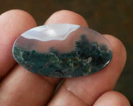 Natural Picture Agate Landscape  Indonesia