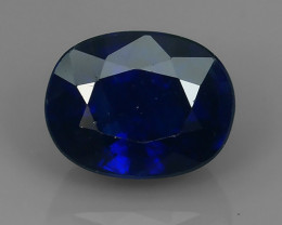 NEW OFFER 3.25 CTS NATURAL OVAL CUT MADAGASCAR BLUE SAPPHIRE!!