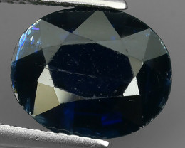NEW OFFER 3.90 CTS NATURAL OVAL CUT MADAGASCAR DARK BLUE SAPPHIRE!!