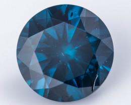 Fancy Diamond  3.5 mm 0.17 ct