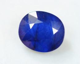 10.90ct Blue Sapphire Oval Cut Lot GW3872